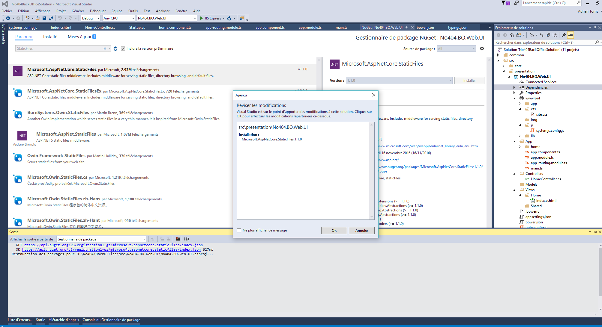 visual studio setup project Using the wix toolset to create installers in visual studio c# projects.